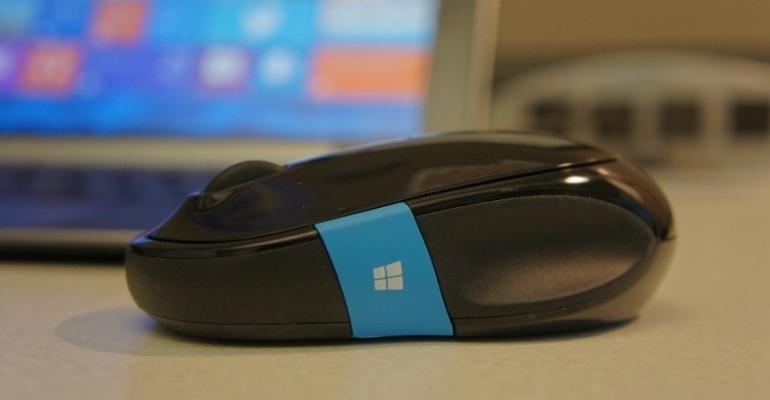 Microsoft Sticking a Windows Button on New Mice