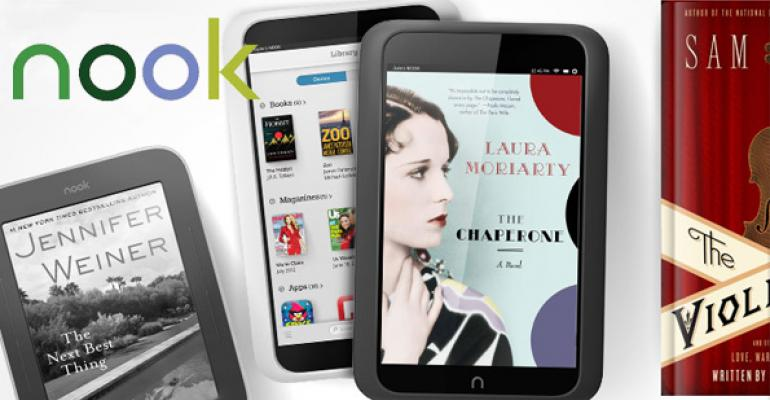 Microsoft Reportedly Offers to Buy NOOK for $1 Billion