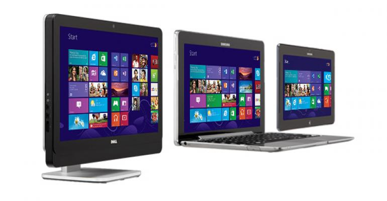 IDC: 2013 PC Sales Down More than Expected