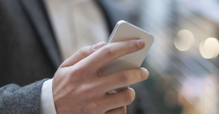 Get Relevant Data from Panorama Necto Right from Your Mobile Device
