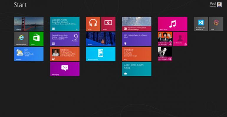 (Re)Start Me Up: The Great Windows 8 Debate