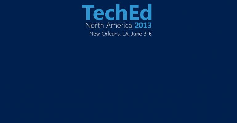 Windows IT Pro Coming to TechEd 2013 in New Orleans