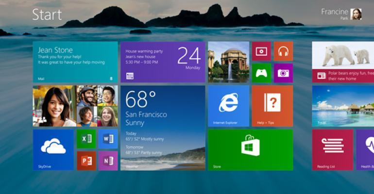 With Users Feeling Blue, Microsoft Seeks a Windows 8 Mulligan
