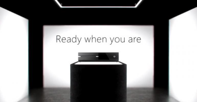 Xbox One Unveil Video