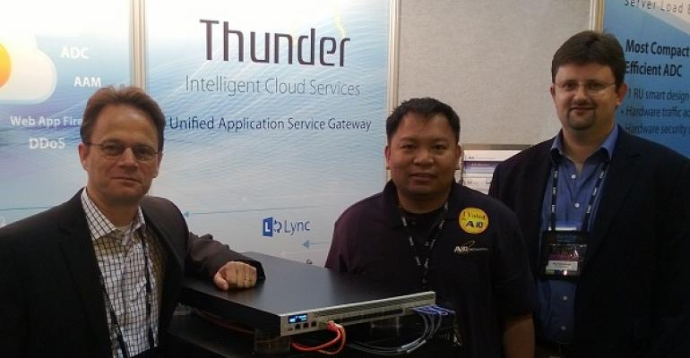 Best of TechEd 2013 Finalist: A10 Thunder Reduces Cost and Complexity of Application Networking
