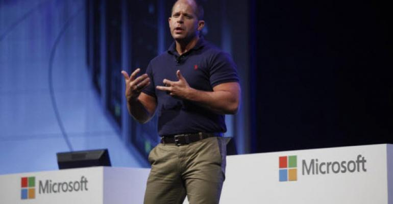 TechEd Europe 2013 Keynote Now Live for Replay