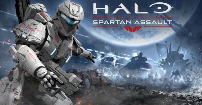 Halo: Spartan Assault Screenshots