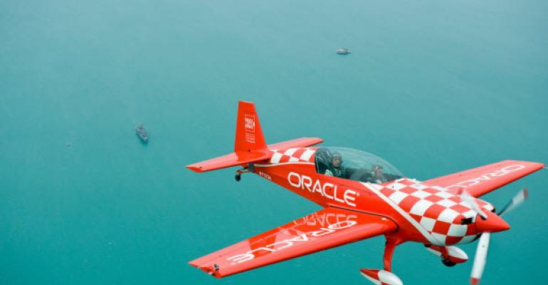 Microsoft and Oracle Announce Cloud Partnership for Windows Azure