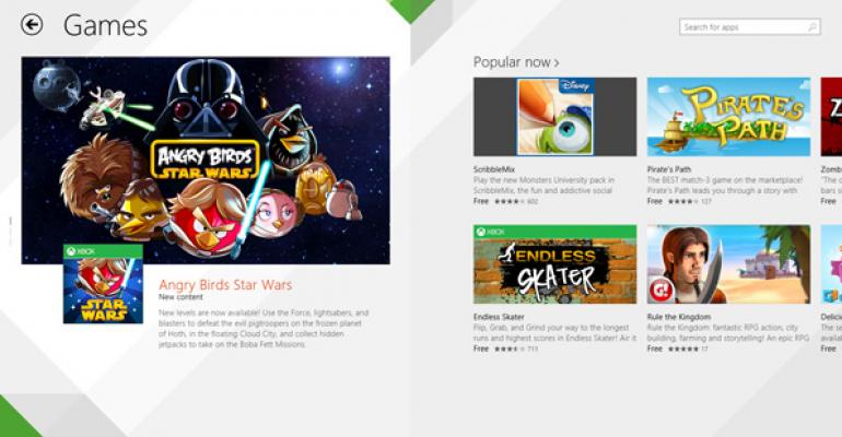Hands-On with Windows 8.1: Windows Store