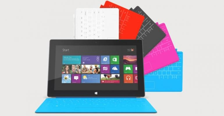 Microsoft Surface Firmware Updates for June 2013