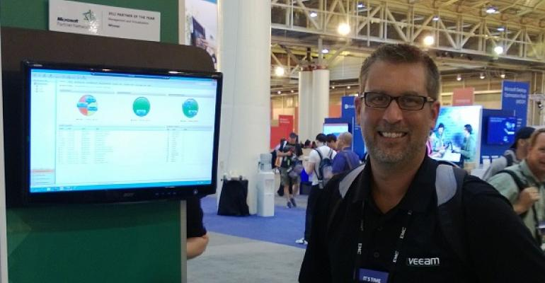 Best of TechEd 2013 Finalist: Veeam Provides Comprehensive Protection for the Virtual Infrastructure
