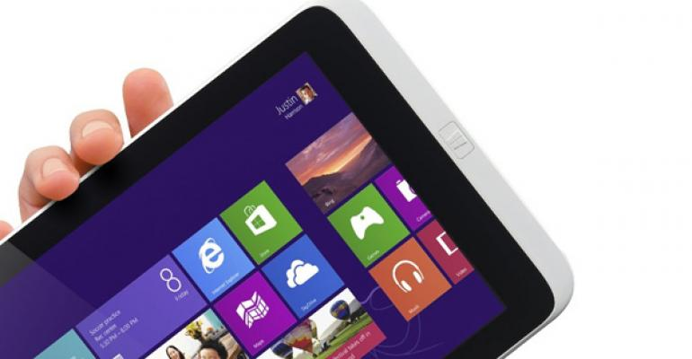 Acer Iconia W3 Preview