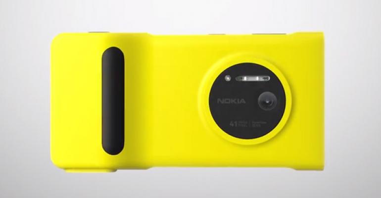 Nokia Lumia 1020 Accessories Preview