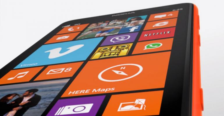 Nokia Lumia 625 Preview