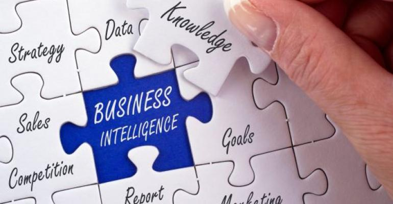 business intelligence jigsaw puzzle