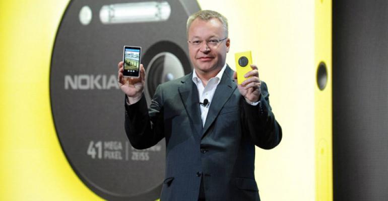 Nokia Smartphone Sales Skyrocket as Losses Fall