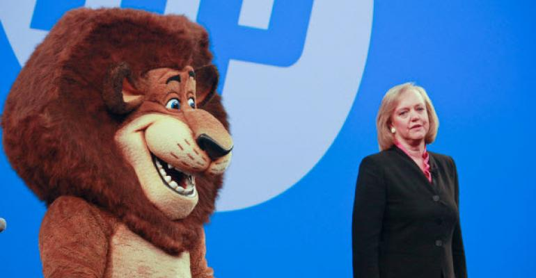 HP Shoots for Software in the Latest Turnaround Story
