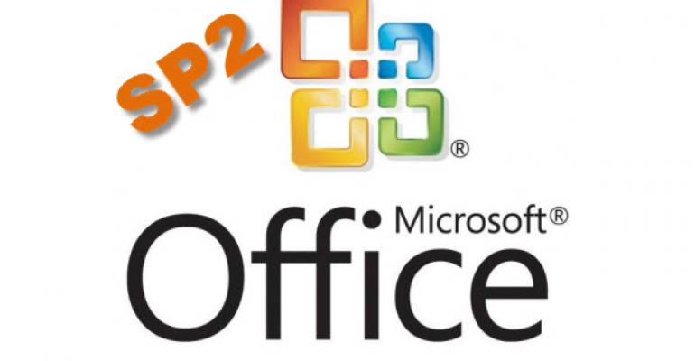 Microsoft Office 2010 and SharePoint 2010 Service Pack 2 Released