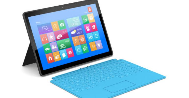 What Selling Out the Surface RT Really Means