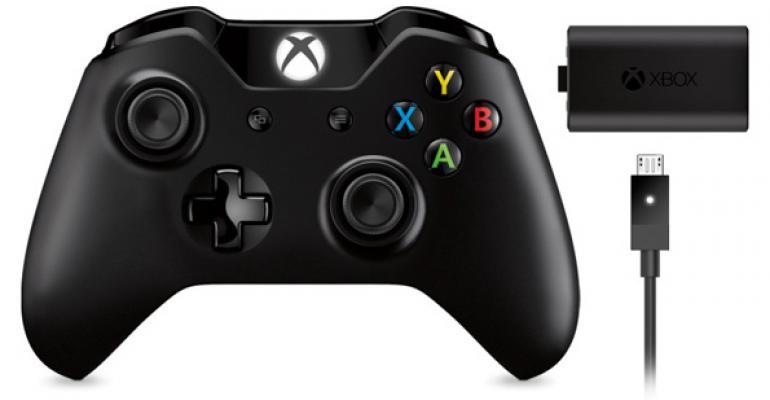 Microsoft Prices Xbox One Accessories