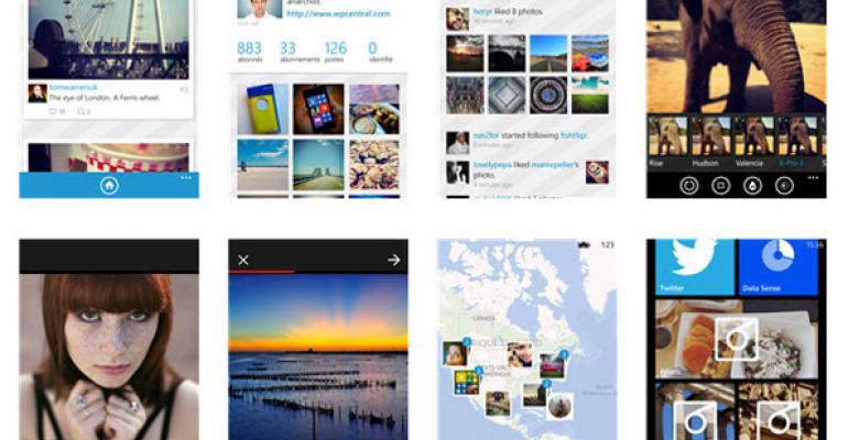 Windows Phone Gets a Serious Instagram App