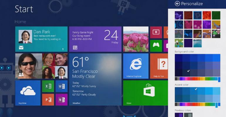 Microsoft Finalizes Windows 8.1 Development