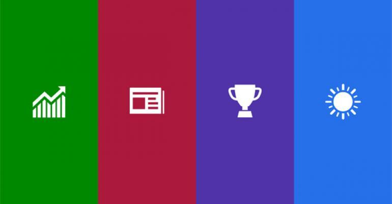 Windows Phone 8 App Picks: Bing Finance, News, Sports and Weather