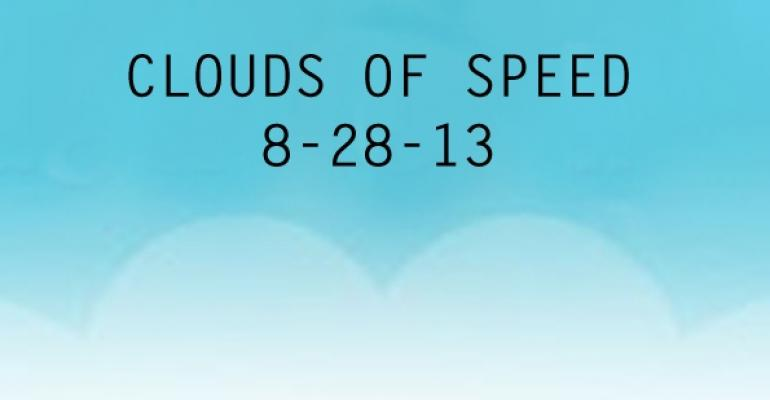 Clouds of Speed