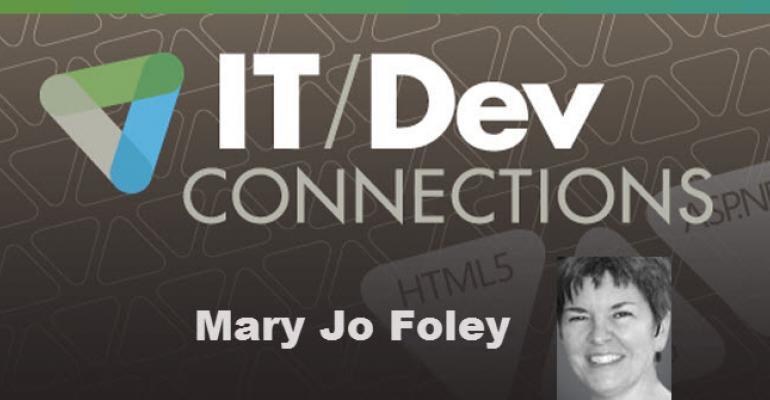 IT/Dev Connections Speaker Highlight: Mary Jo Foley
