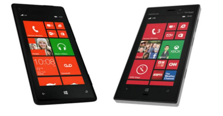 Move to Windows Phone with Free HTC and Nokia Phones from Verizon