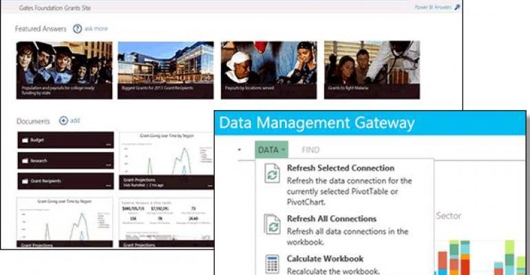Power BI website screenshot