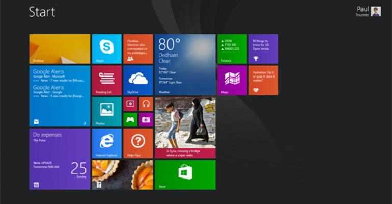 Ballmer Exits, Windows 8.1 Is Finished