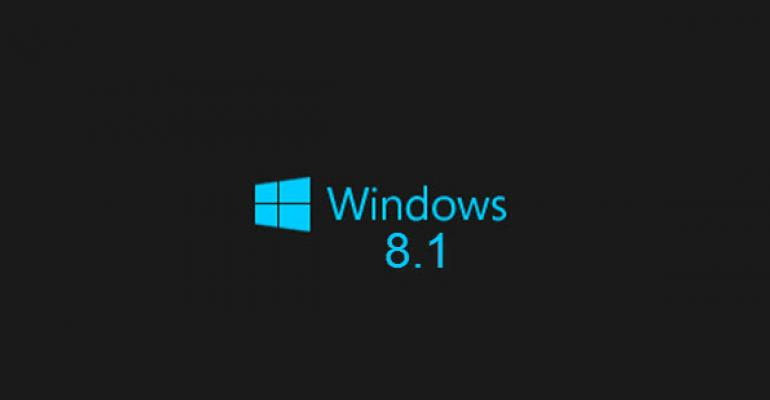 Microsoft Announces Exact Date and Time for October Release of Windows 8.1
