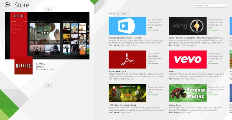 Windows 8.1 Tip: Disable App Auto-Update
