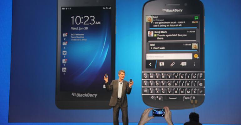 BlackBerry Accepts $4.7 Billion Buyout Offer