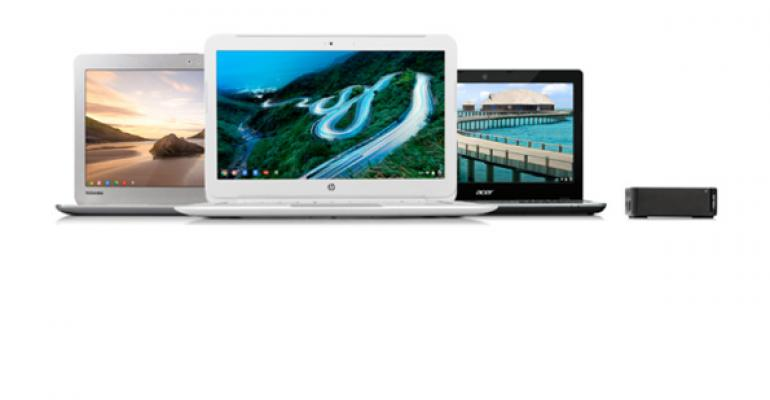 "In New Attack on Windows, Chromebook Heads to Intel ""Haswell"""