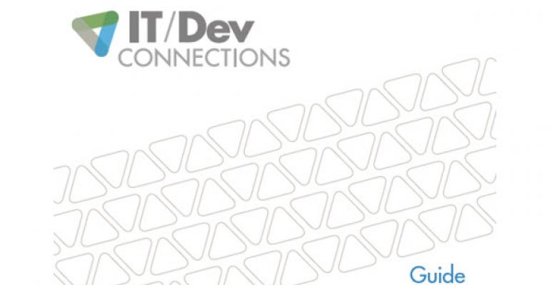 Prepping for IT/Dev Connections: Early Access to the 2013 Conference Guide