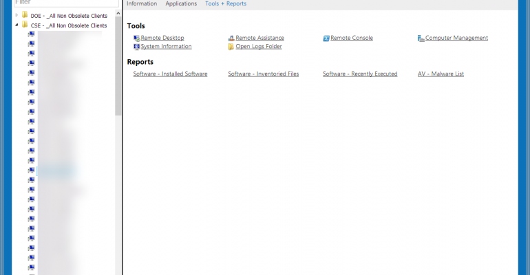 Configuration Manager 2012 Web Frontend Released for Testing