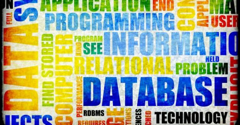 database related words