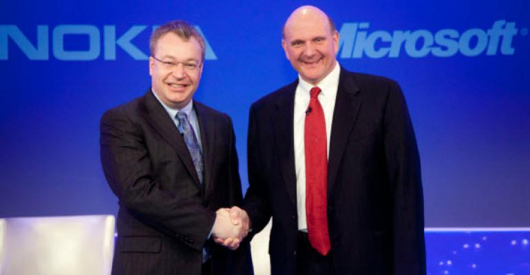 Microsoft's Acquisition of Nokia: What Steve Said