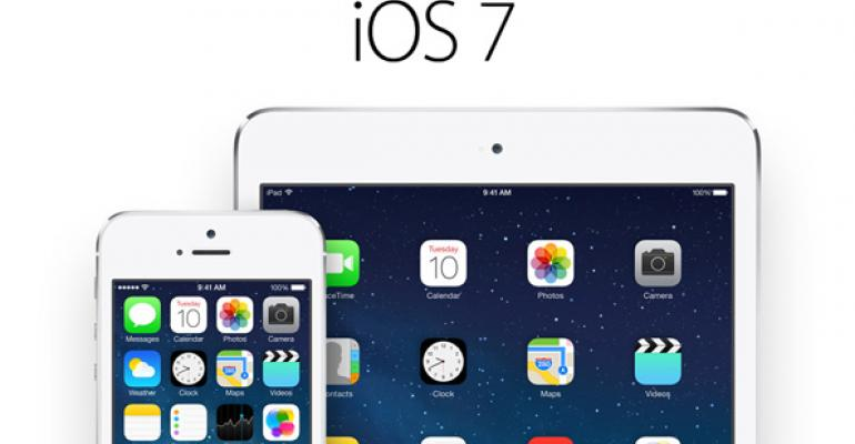 Compete Report: Apple iOS 7