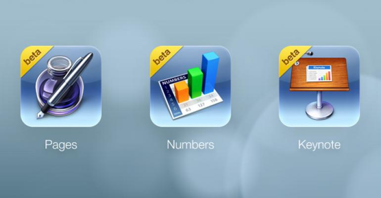 Is Free iWork for iOS a Threat to Office?