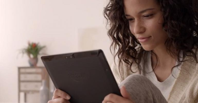 Amazon Launches Kindle Fire HDX Tablets, Fire OS 3.0