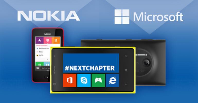Live: Microsoft + Nokia