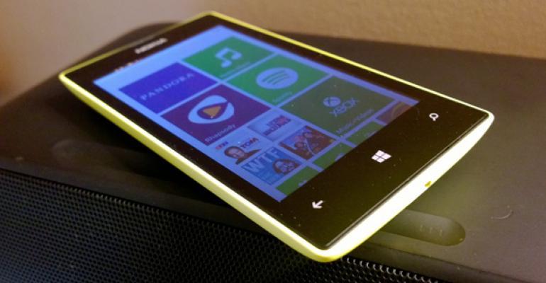 In Praise of the Nokia Lumia 520