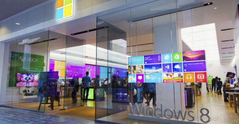 Get $200 for Your Old iPad at a Microsoft Store