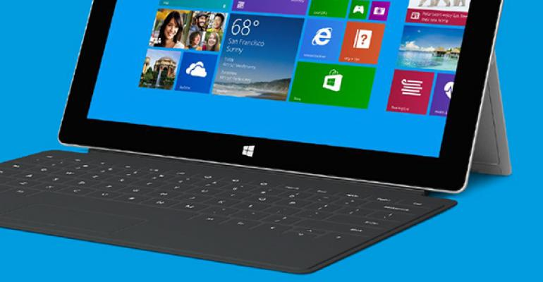 Surface 2 - Visually
