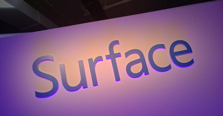 Live from New York: Surface 2 Launch