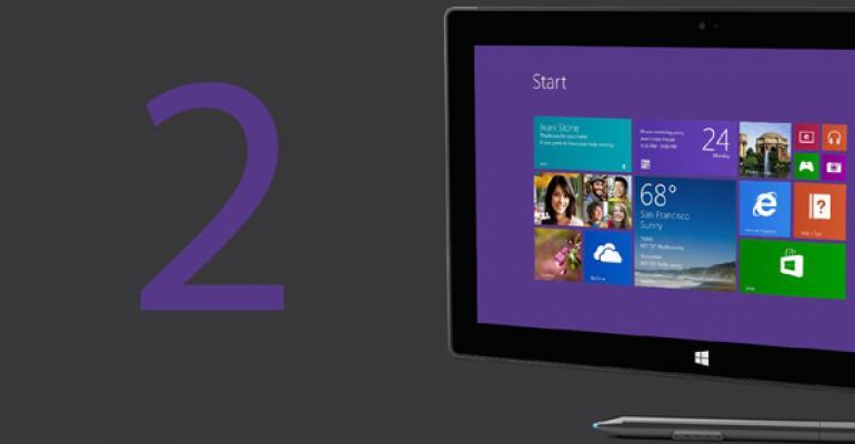 Surface Pro 2 Details Emerge