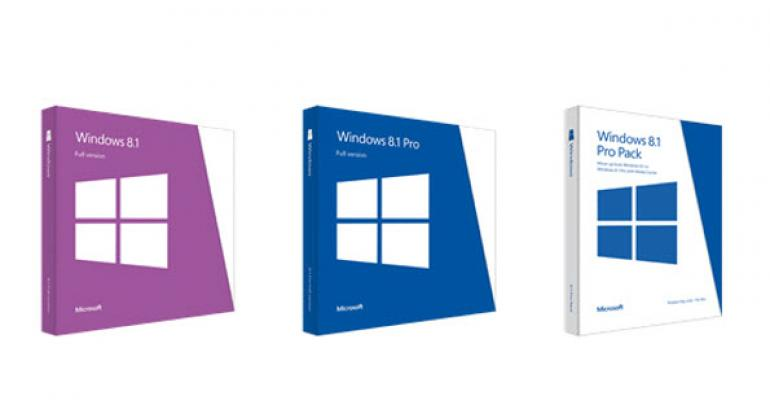 Windows 8.1 Free for Early Adopters, Over $100 for Everyone Else